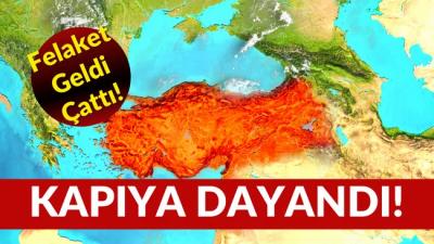 Türkiye'ye Bir Şok Daha! Felaket Kapıya Dayandı Artık Kaçınılmaz Son Geliyor!