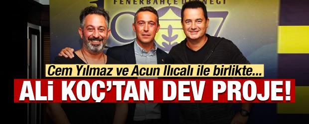 Ali Koç'tan 300 milyonluk dev hamle!