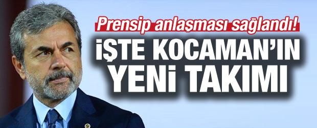Anlaşma tamam! Aykut Kocaman'ın yeni takımı...