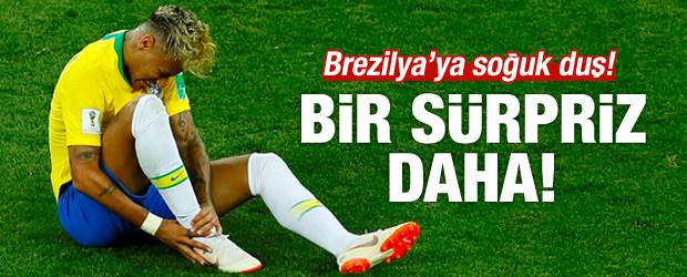 Favori Brezilya'da şok kayıp!
