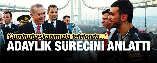 Sofuoğlu: 'Cumhurbaşkanımızla telefonda...'