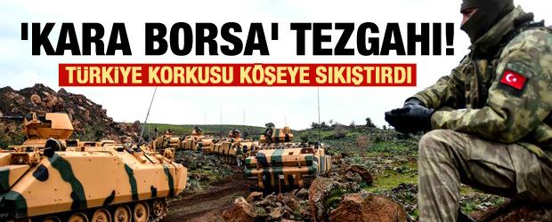 Türkiye korkusu YPG'yi bu yola itti! Kirli plan