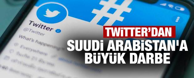 Twitter'dan Suudi Arabistan'a büyük darbe: Tek tek kapattılar