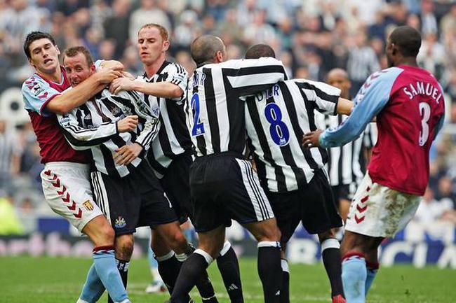 Tarihe Damga Vuran 10 Futbol Kavgası |HD|