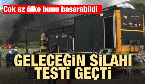 ŞAHİ 209 EMT Hedefi Böyle Vurdu