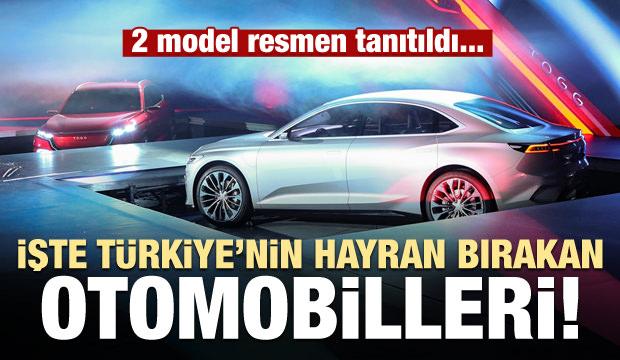 İşte Türkiye'nin Yerli Otomobili! Test Edildi...
