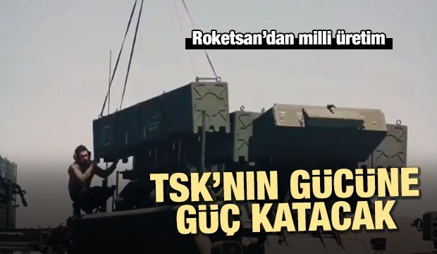 HİSAR Füzeleri Atış Testleri