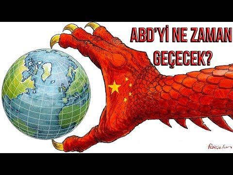 Çin Dünya Liderliğine Hazırlanıyor! Yeni Süper Güç Çin...