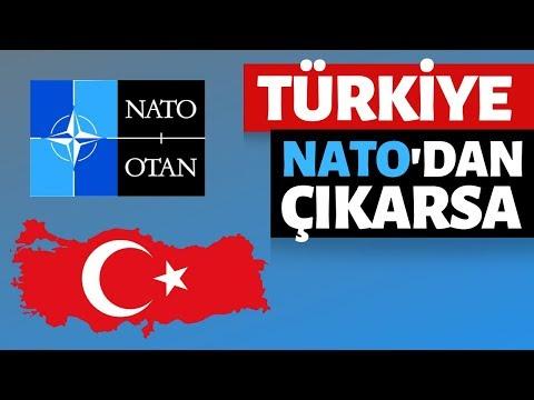 Türkiye NATO'dan Ayrılırsa Neler Olacak?