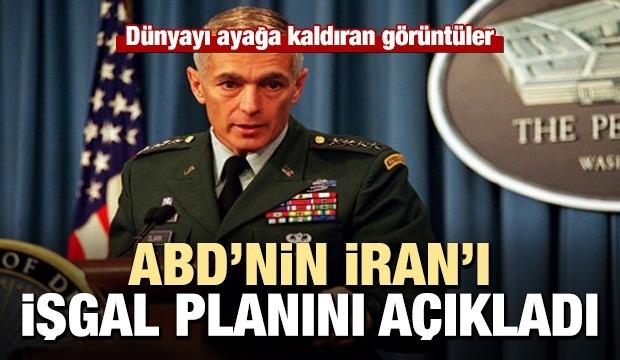 NATO eski başkomutanı Clark, ABD'nin İran'ı işgal planını açıkladı