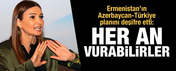 Ermenistan'ın Azerbaycan-Türkiye planını deşifre etti: Her an vurabilirler