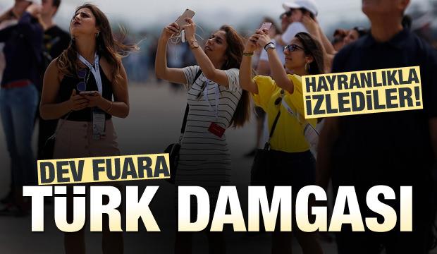 Eurasia Airshow'a Türk Damgası