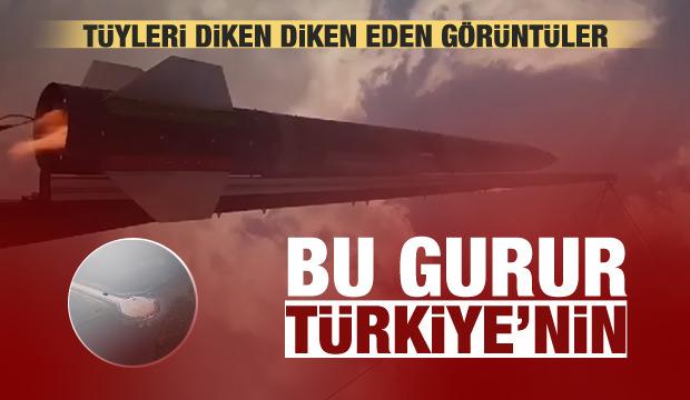 Bu Gurur Türkiye'nin!
