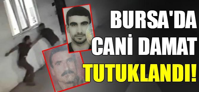 Bursa'daki damat dehşeti kamerada! Kayınpederini ve kayınbiraderini böyle öldürdü...