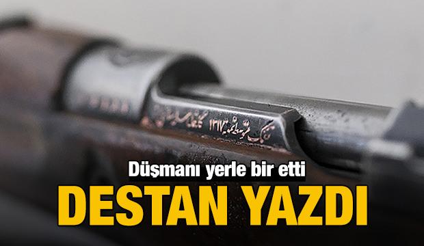 1903 Model Türk Mavzeri! Çanakkale'de Destan Yazdı