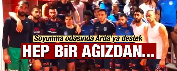 16 Maç Ceza Alan Arda'ya Sürpriz Destek!