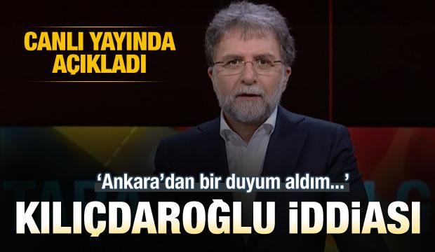 Ahmet Hakan canlı yayında açıkladı: istifa edecek