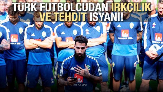 Türk Futbolcudan Irkçılık Ve Tehdit İsyanı